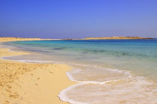 Jaz Oriental Resort: spiaggia