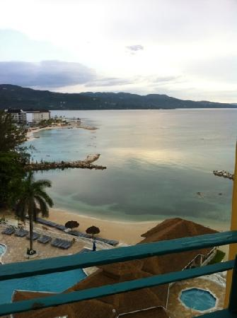 Sunscape Splash Montego Bay : the view from tower A
