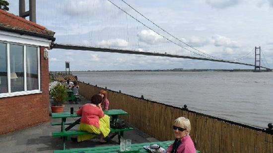 The Country Park: Humber bridge