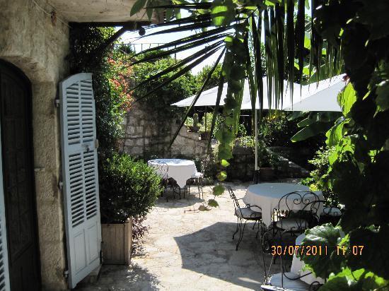 Les Orangers: Splendid Outdoor