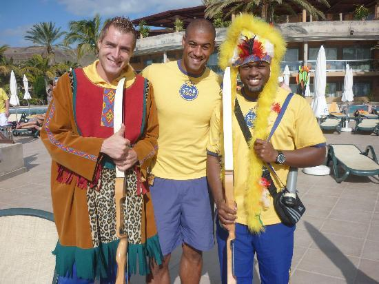 Iberostar Fuerteventura Palace : Entertainment team