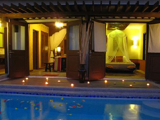 Playa Tropical Resort Hotel: with a private pool for privacy.