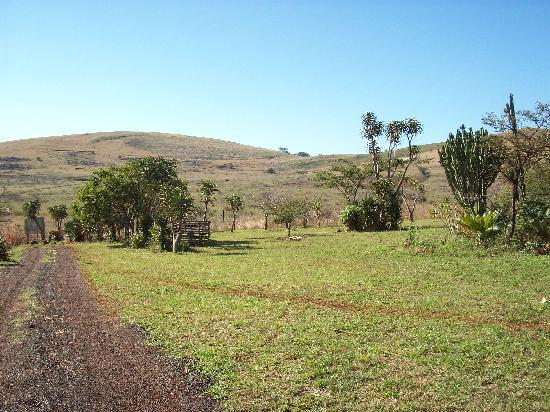 Hluhluwe Backpackers: Lovely rural KZN