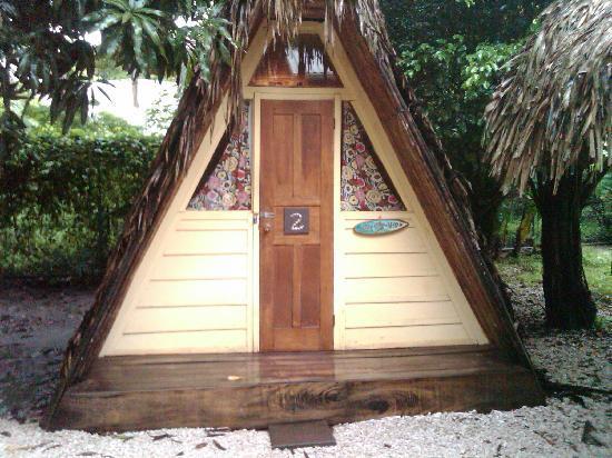 Playa Grande Surf Camp : cabin