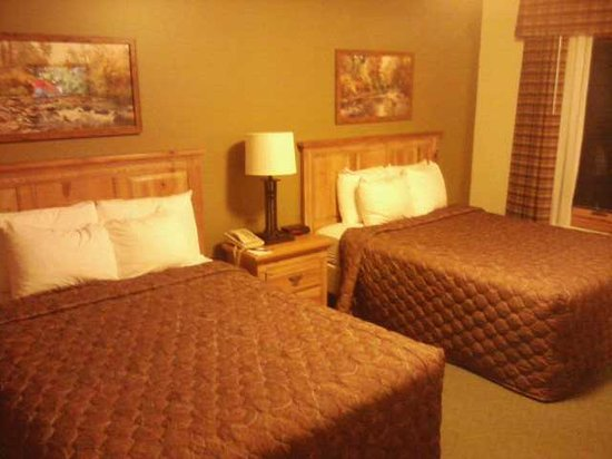 Yarrow Golf & Conference Resort: beds