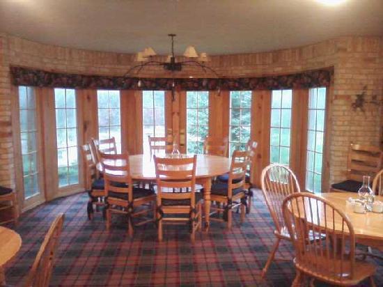 Yarrow Golf & Conference Resort: Dining area