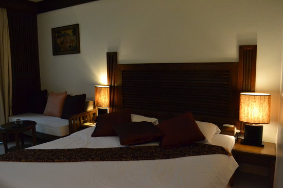 Safari Beach Hotel: my room