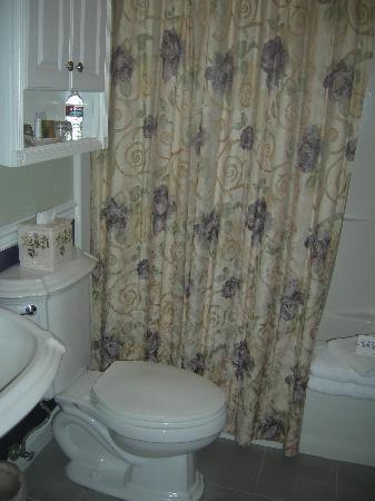 The Wild Iris Inn: Bathroom