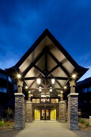 Copper Point Resort : Front entrance