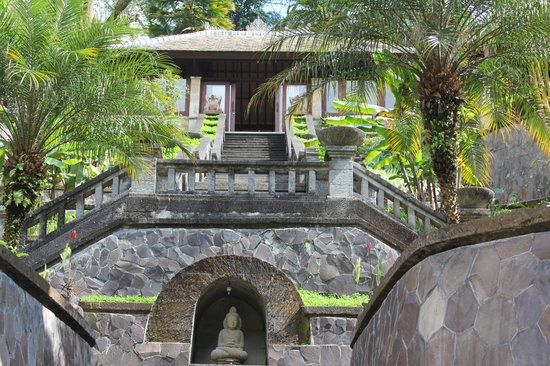 Bagus Jati Health & Wellbeing Retreat: Spa