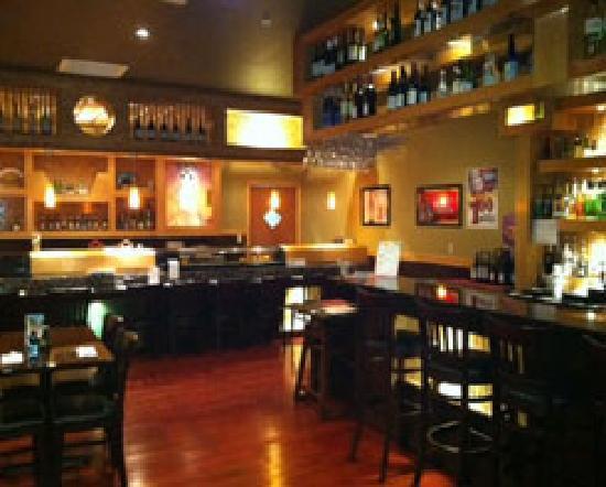 O Anese Steak House Sushi Bar Area