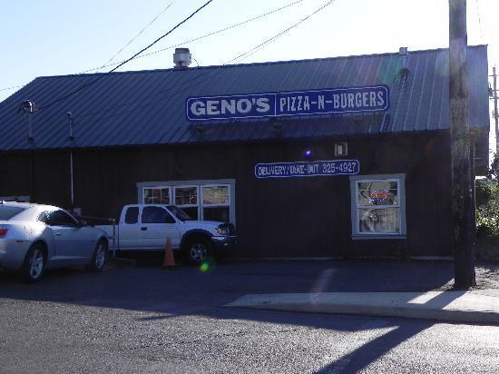 Geno's Pizza and Burgers: Geno's