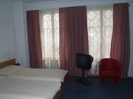 Hotel Metropole: ツインルーム
