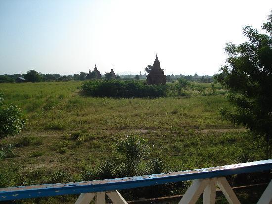 Kumudara Hotel Bagan: view from room