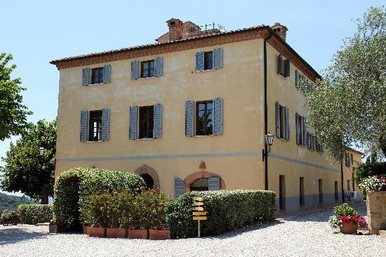 Haupthaus von Terre di Nano