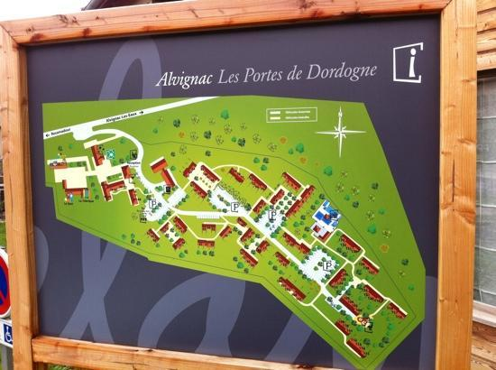 Alvignac, France: plan club