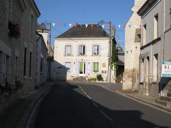 The front of L'Etape Ridelloise