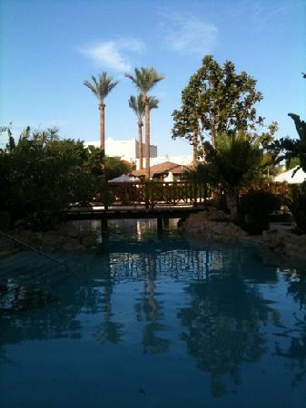 Ghazala Gardens Hotel: Paradies