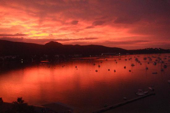 Hoposa Daina Hotel : sunrise