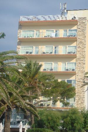 Hoposa Daina Hotel : Hotel Daina