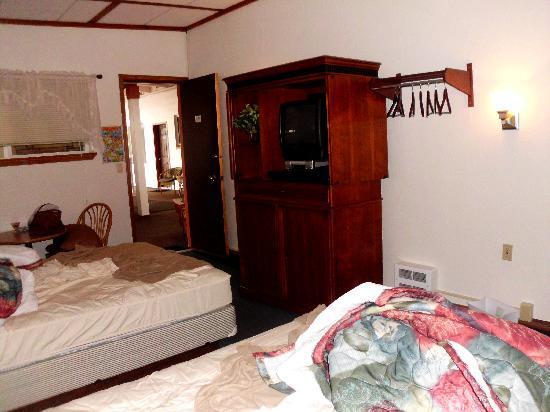 Breakers Boutique Inn: bedroom