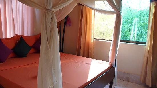 Palm Garden Lodge: My Upstairs Room