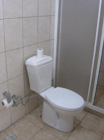 Hotel Abro Necatibey : Bathroom