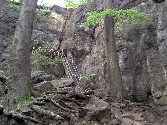 Lippoldshohle: Höhle