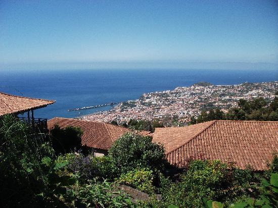 Choupana Hills Resort & Spa: View from balcony