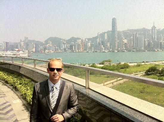 The Ritz-Carlton, Hong Kong: View from the Ritz Carlton