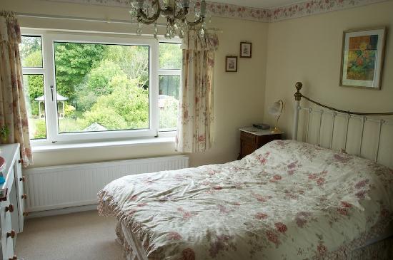 Crete Down : Rose bedroom