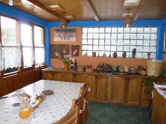 Hospedaje Turismo Caith : The Breakfast and Dining Room