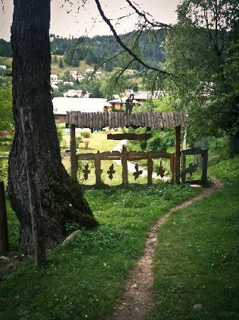 Nad Cheremoshem: The gate