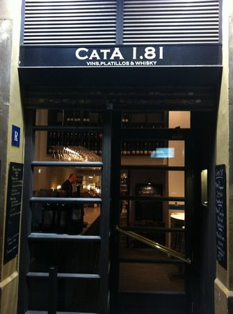 Cata 1.81: cozy entrance