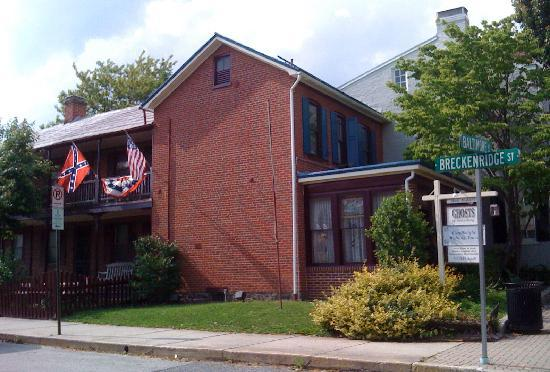 Ghosts of Gettysburg: Haunted Tour Headquarters