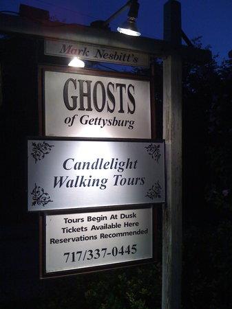 Ghosts of Gettysburg