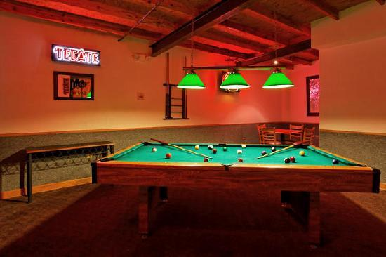 Holiday Inn Hotel & Suites Chihuahua : Game Room