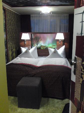 Hotel Sonne: The lovely Fantasia room
