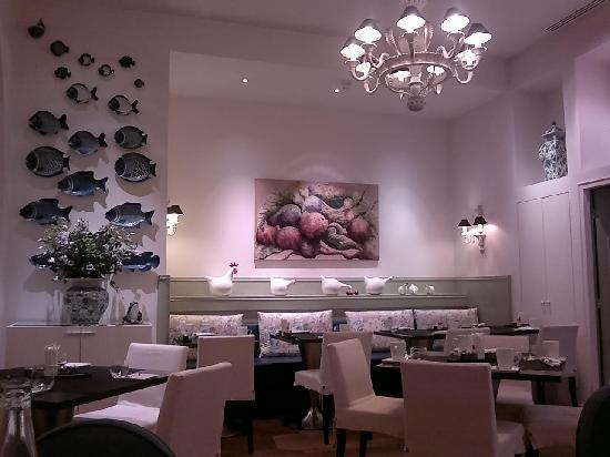 Hotel Le Royal Lyon - MGallery Collection : Resturant of good meal