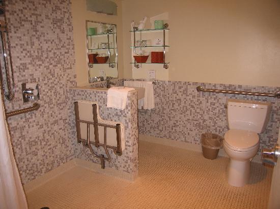 Laurel Inn, a Joie de Vivre hotel: Bath