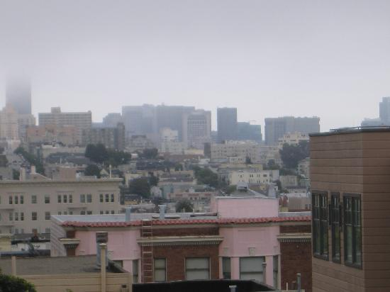 Laurel Inn, a Joie de Vivre hotel: City View