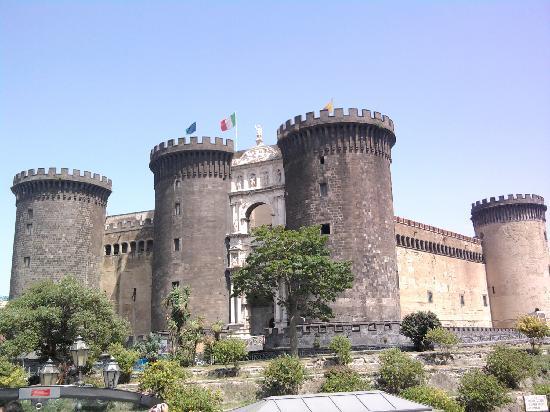 Nápoles, Italia: Maschio Angioino