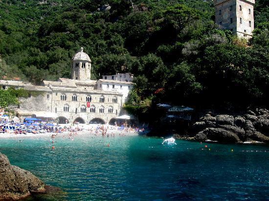 Abbazia di San Fruttuoso: fantastica Camogli ( Liguria )