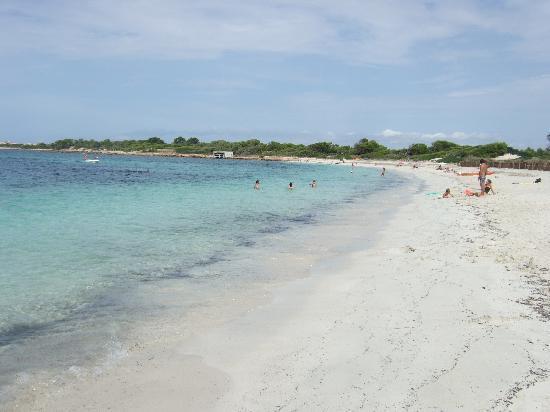 Playa de Es Trenc: Es Trenc, el más bello lugar.