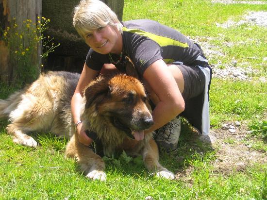 Natur Idyll Hochgall: Steffy con Leo, due irrinunciabili allegri compagni di escursioni