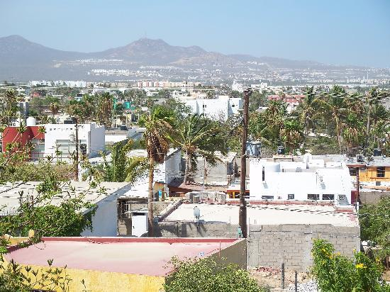 Cabo San Lucas Inn: View