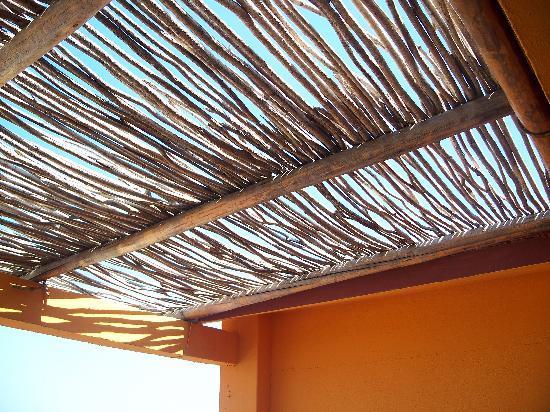 Cabo San Lucas Inn : balcony