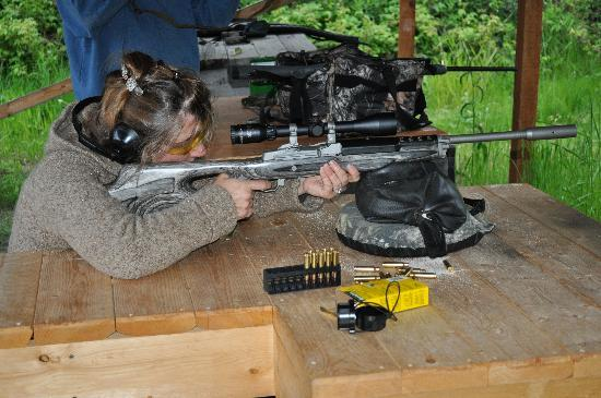 Bear Creek Sports Shooting Tours: getting my aim right