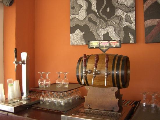 Granada Park Apartments: er wine lovely