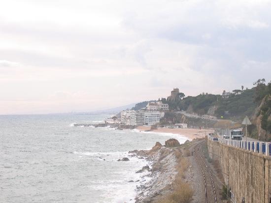 H·TOP Amaika: sea front